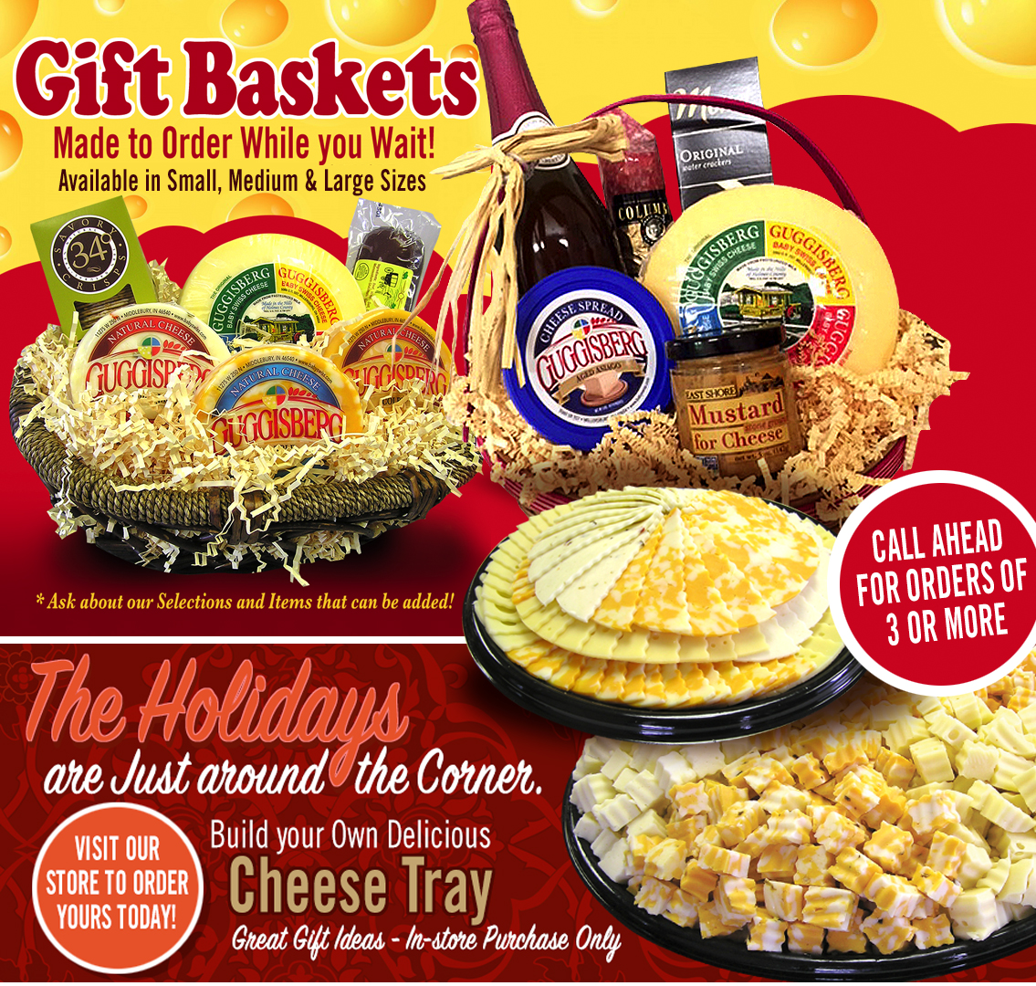 Delicious Gift Baskets