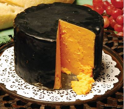 Picture of Aged Sharp Black Wax Cheddar