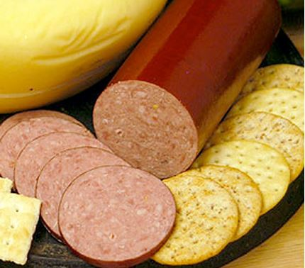 Picture of Summer Sausage 12 oz