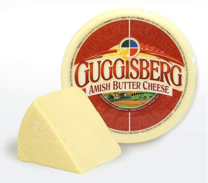 Guggisberg Amish Butter Cheese