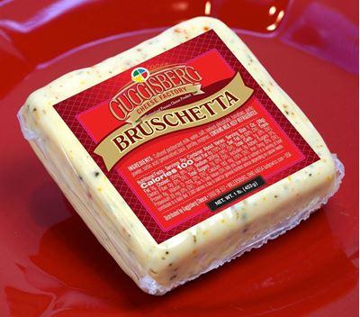 Guggisberg Bruschetta Cheese