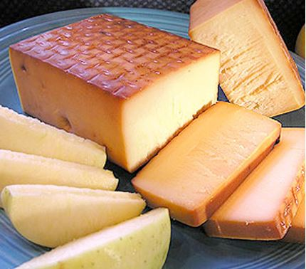 Picture for category SMOKED CHEESE