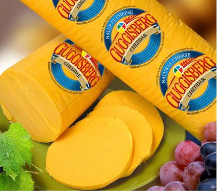 Picture for category CHEDDAR CHEESE