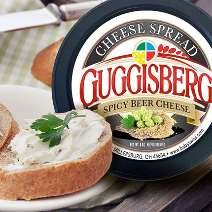 Picture of Spicy Beer Cheese Spread