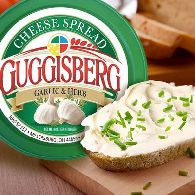 Picture of Garlic & Herb Cheese Spread