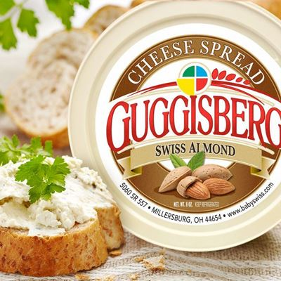 Picture of Swiss Almond Cheese Spread