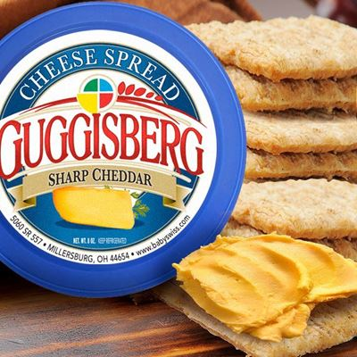 Picture of Sharp Cheddar Cheese Spread