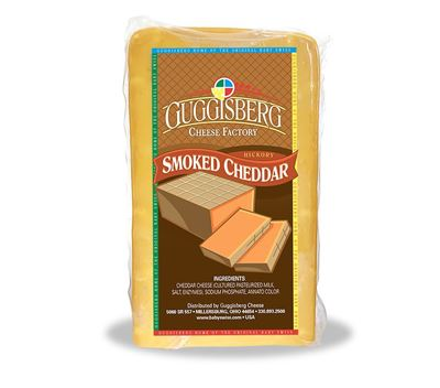 Picture of Hickory Smoked Cheddar