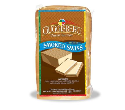 Picture of Hickory Smoked Swiss