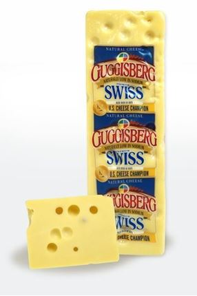 Picture of Premium Swiss Cheese