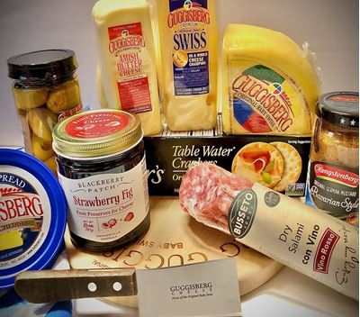 Picture of Perfect Cheese Board Pack